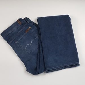 7 for all Mankind Corduroy Bootcut Pants Size 30